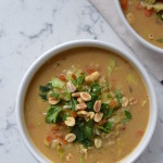 African Peanut and Vegetable Soup