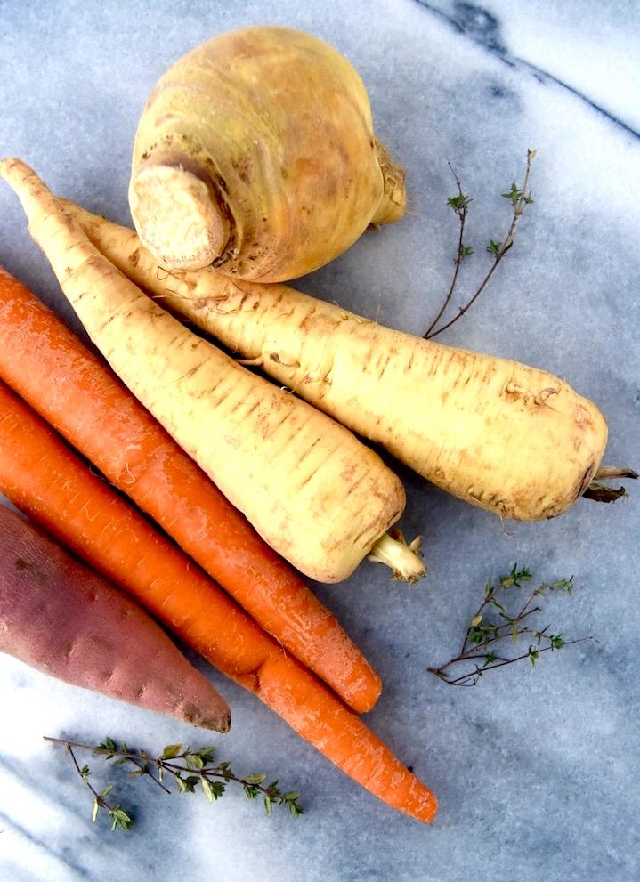 Root Vegetable Mash | uprootkitchen.com