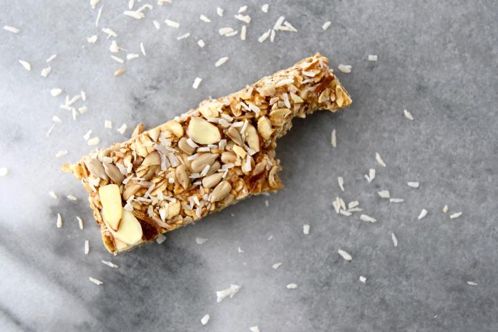 Coconut Chai Granola Bar