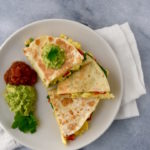 Egg Breakfast Quesadillas