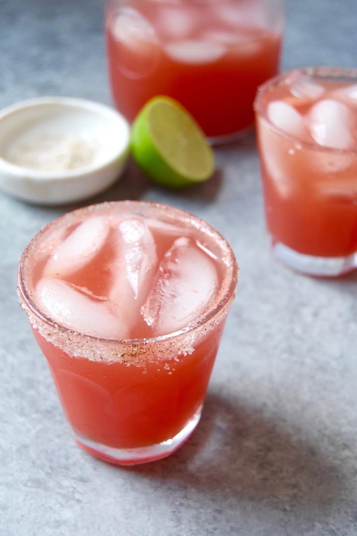 Watermelon Agua Fresca | uprootkitchen.com