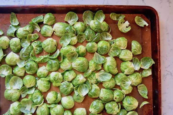 Brussels Sprouts | uprootkitchen.com