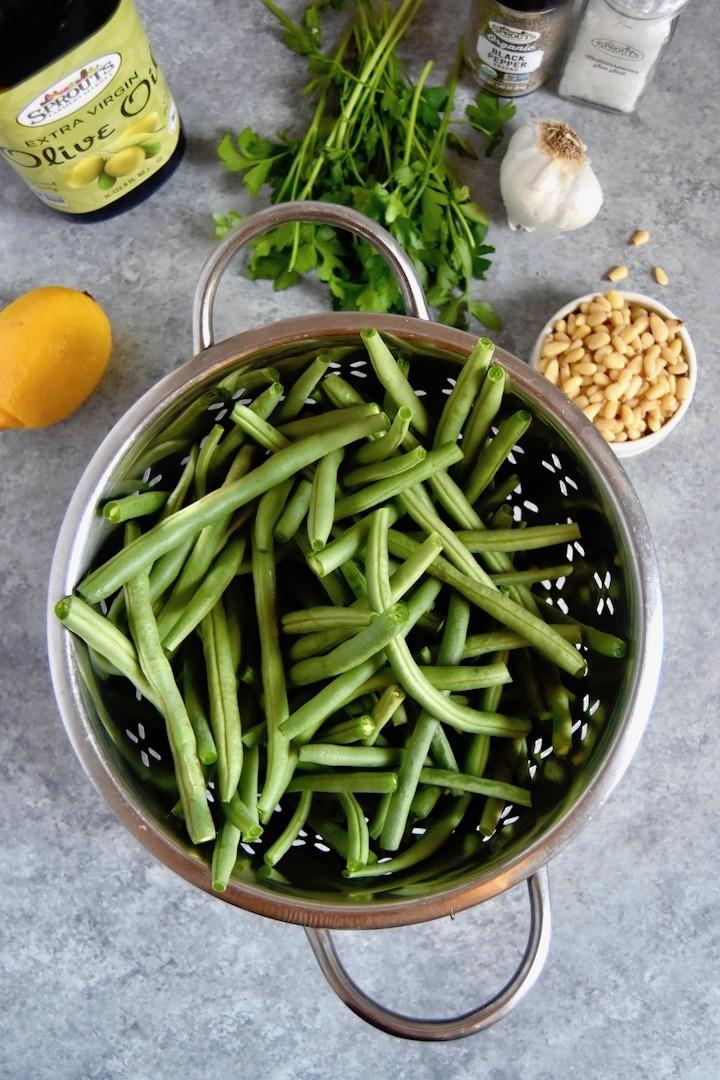 Green Beans | uprootkitchen.com