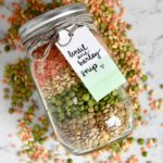 Edible DIY: Lentil and Barley Soup Mix
